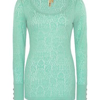 BKE Jacquard Top - Women's Shirts/Tops | Buckle