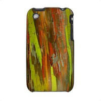 Painted Tree - iPhone 4 Case from Zazzle.com