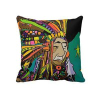 Urban Chief Pillows from Zazzle.com