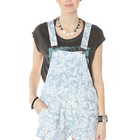 Motel Jumper Demi Dungaree Blue