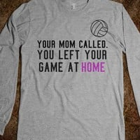 Mother's Girl? - Volleyball - Skreened T-shirts, Organic Shirts, Hoodies, Kids Tees, Baby One-Pieces and Tote Bags