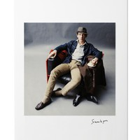 Snowdon Print Ian McKellen