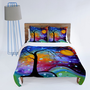 DENY Designs Home Accessories | Madart Inc. Winter Sparkle Duvet Cover