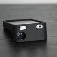 RHP Multimedia MirrorCase for iPhone 4/4S - Black