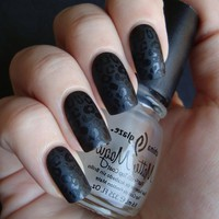 China Glaze Matte Magic Flat Finish Top Coat .325 oz