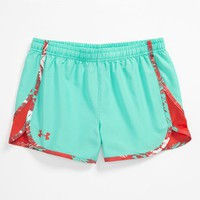 Under Armour &#x27;Escape In&#x27; Shorts (Big Girls) | Nordstrom