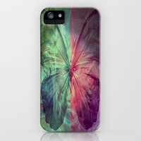 Butterfly love iPhone & iPod Case also available in Samsung Galaxy S4  by Laura Santeler