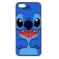 Cute Stitch apple Iphone 4 4s case cover
