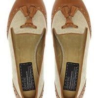 Bertie | Bertie Lexi Tassel Loafers at ASOS