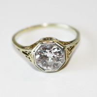 1910s Antique Diamond Ring