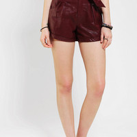 Urban Outfitters - Lovers & Friends Beauty Faux Leather Short