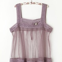 Free People Lady Lanes Cami