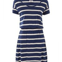 Fiona stripe dress
