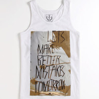 Ezekiel Mistakes Tank at PacSun.com