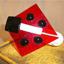Sculpted Ladybug Nightlight by Design4Soul