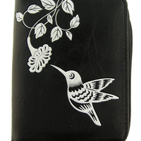LAVISHY humming bird medium wallet