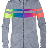 Bandit Zip Womens Fleece - Hurley