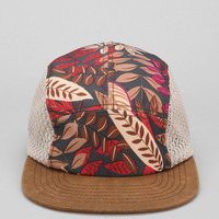 Rosin Leaf Mesh 5-Panel Hat