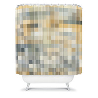 DENY Designs Home Accessories | Madart Inc. Desert Sand Shower Curtain