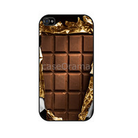 Bar of Chocolate iPhone 4 iPhone 4 case iPhone 4S by caseOrama