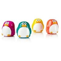 Penguin Lip Balm - Lemon, Tutti Frutti, Strawberry &amp; Cherry - Whimsical &amp; Unique Gift Ideas for the Coolest Gift Givers