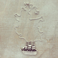 Pree Brulee - Lets Sail the Seven Seas Necklace