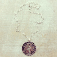 Pree Brulee - Be My Compass Necklace