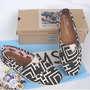 Toms Shoes Outlet: Women&#x27;s Toms White Plaid Shoes in Black [toms_shoes_301]