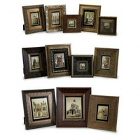 IMAX Convenience Twelve Piece Frame Set - 21118-12 - Picture Frames - Decorative Accents - Decor