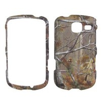 Camo Rt Tree Hard Case/cover/faceplate/snap On/housing/protector for Samsung Freeform 4/comment 2 R390