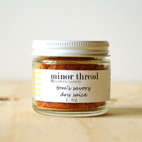 Savory Dry Spice Seasoning Blend - 3 Jars - Wholesale Package