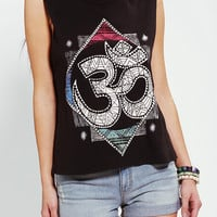 Truly Madly Deeply Om Muscle Tee