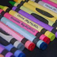 Chemistry Crayon Labels set of 24 by QueInteresante on Etsy