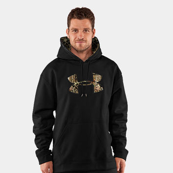 Under Armour Men's UA Storm Armour® Fleece Tackle Twill Hoodie