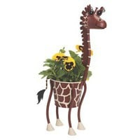 Iggy the Giraffe Planter - 17&quot;