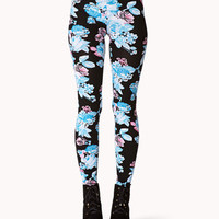 Tea Rose Leggings | FOREVER 21 - 2059532894