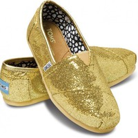 Gold Women&#x27;s Glitters
