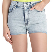 Cheap Monday Here and There Shorts | Mod Retro Vintage Shorts | ModCloth.com