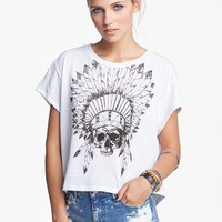 Lush Graphic Tee (Juniors) | Nordstrom