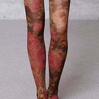 Rose Garden Tights