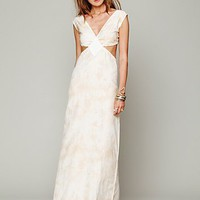 Free People Diamond Maxi Dress