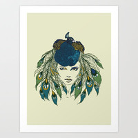 Let it be beautiful Art Print by Chalermphol Harnchakkham