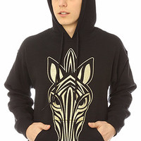 Limos & Liquor The Zebra Hoodie BlackGold : Karmaloop.com - Global Concrete Culture