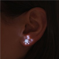 LED Crystal Earrings