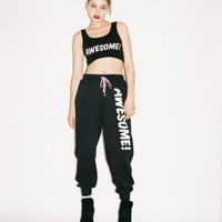 Lazy Oaf | Awesome Sweatpants