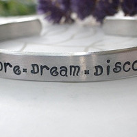 Explore Dream Discover-Mark Twain. Wear Your Inspiration. Makes a great gift.