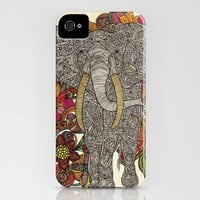 Walking in paradise iPhone Case by Valentina | Society6