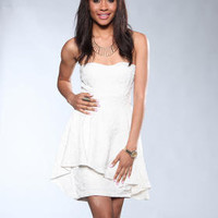 DJPremium.com - Women - Shop by Department - Dresses - Strapless Dress