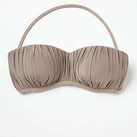 Anthropologie - Seafolly Goddess Kiara Bustier