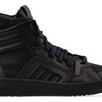 Adidas Originals X Opening Ceremony BMX Cycling Sneaker in Black Ocean at Solestruck.com